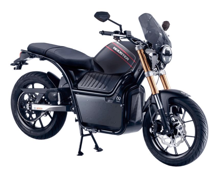 booster moto eléctrica NUUK