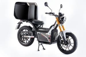 NUUK Gen Cargo moto eléctrica