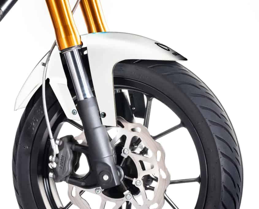 NUUK Gen Cargo moto eléctrica freno