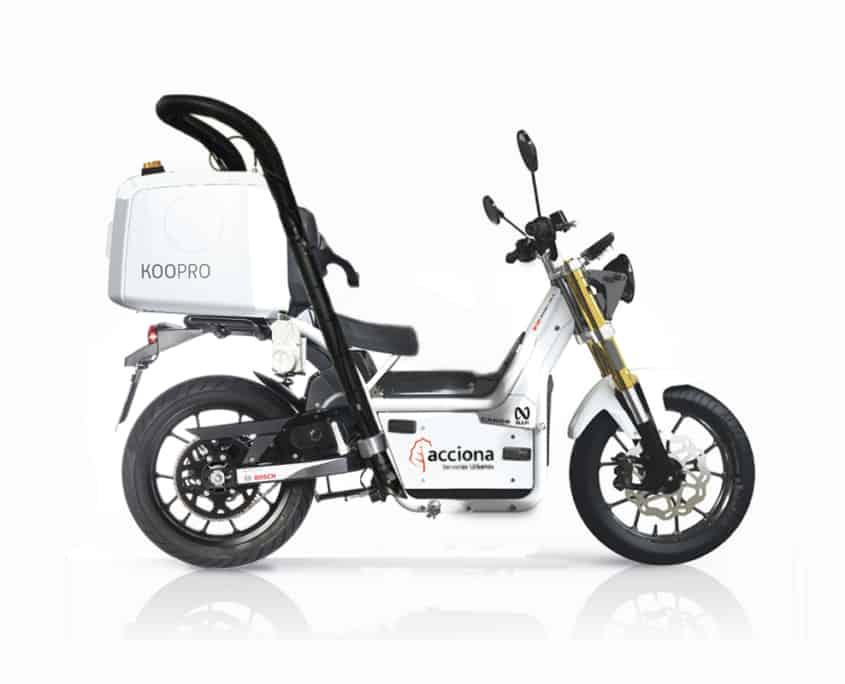 Koopro Nuuk moto eléctrica