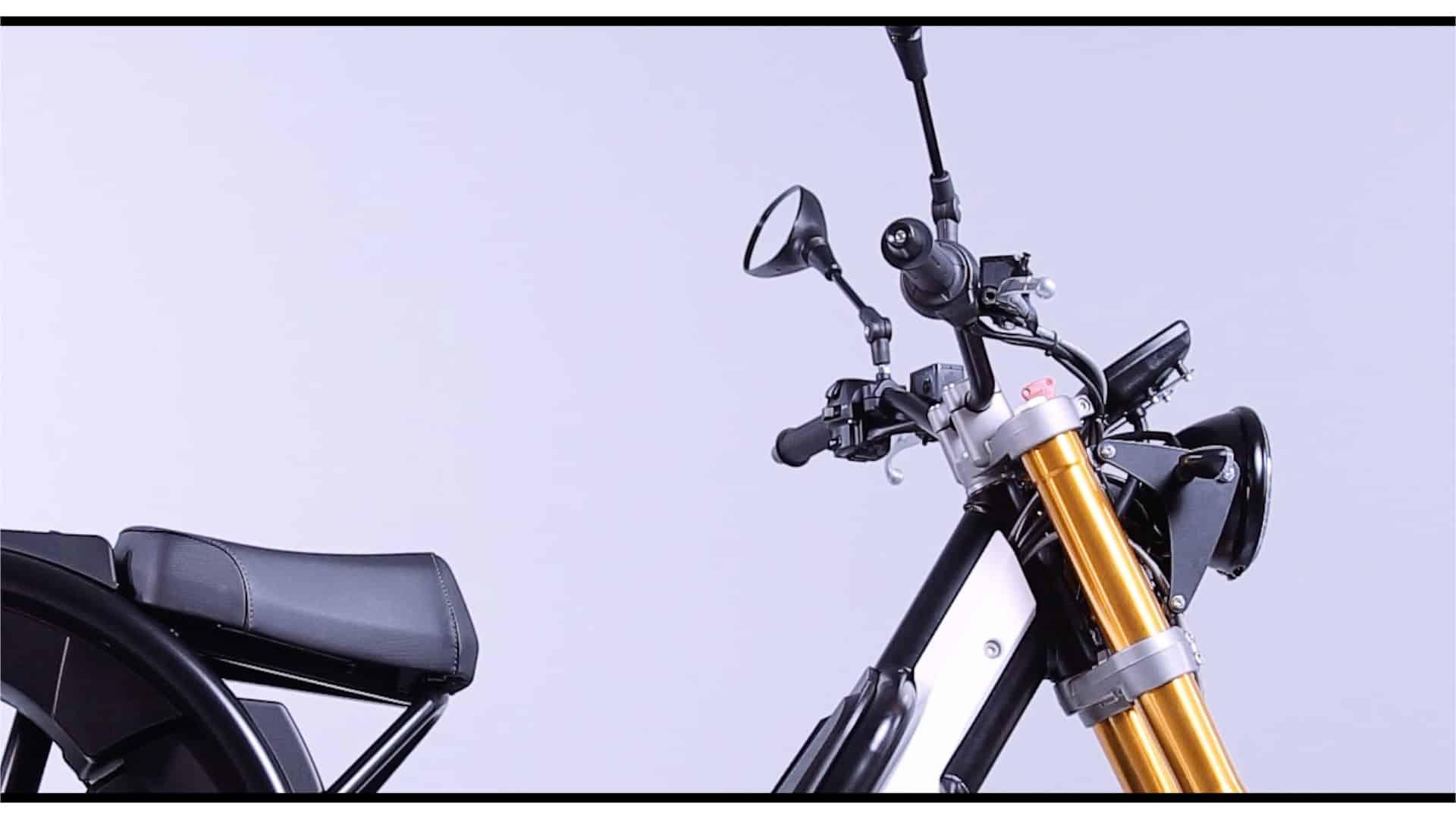 Cargopro NUUK moto eléctrica