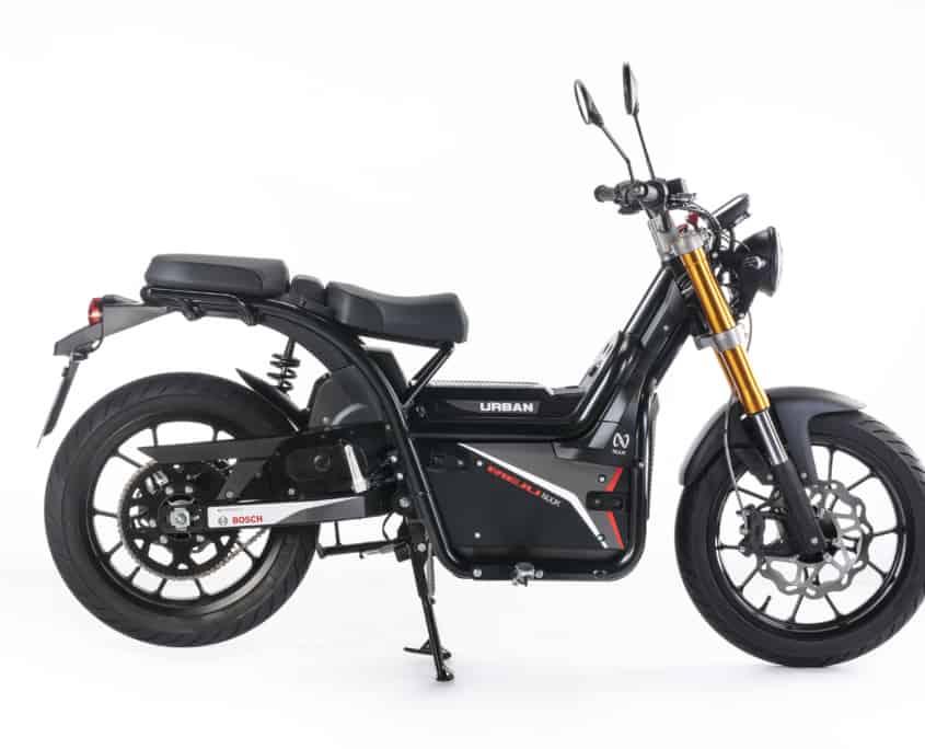 NUUK Gen Urban moto eléctrica