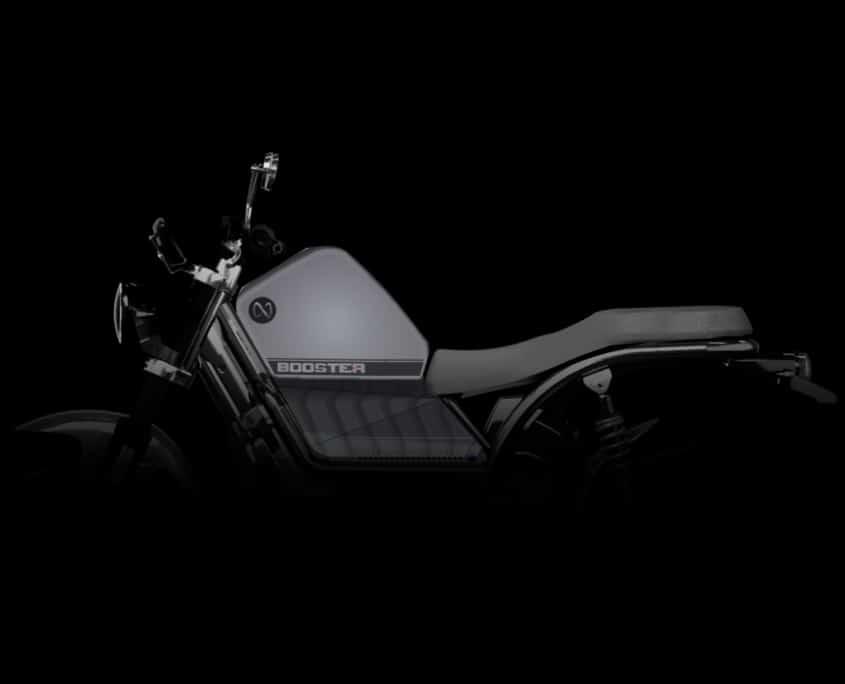 Booster NUUK moto eléctrica