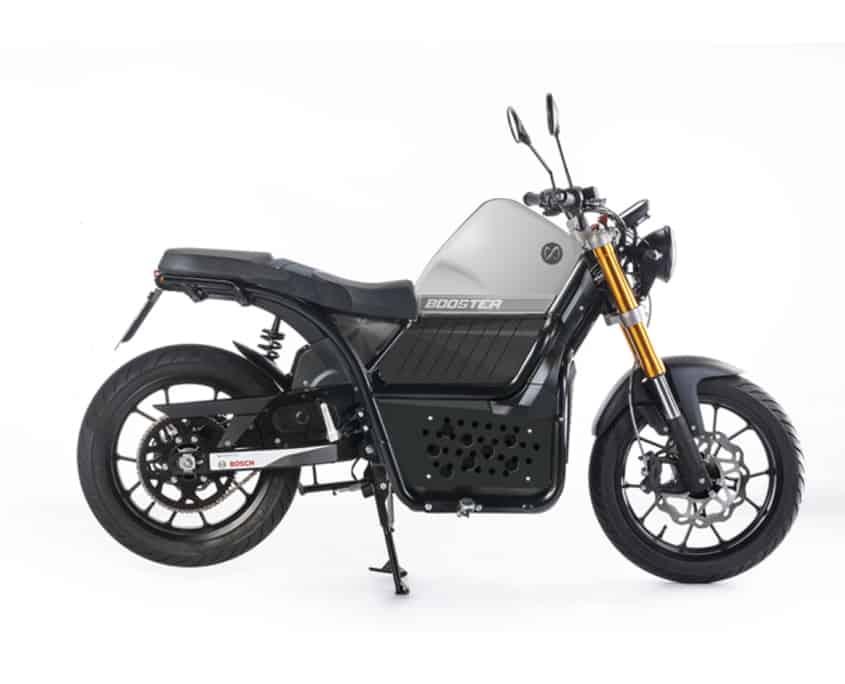 nuuk booster moto eléctrica