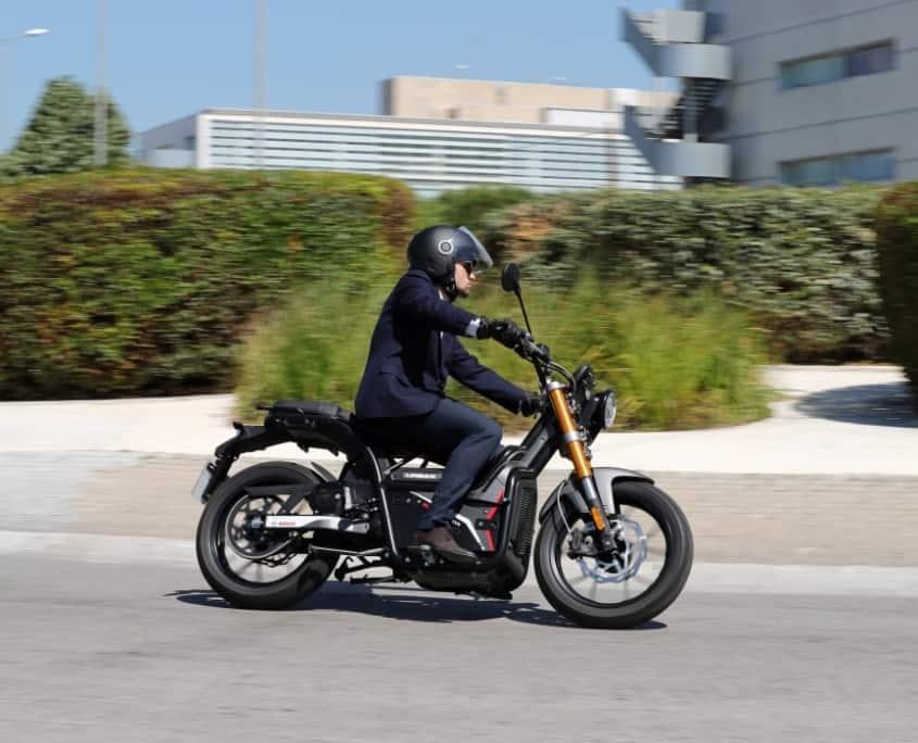 Gen Urban Rieju NUUK moto eléctrica