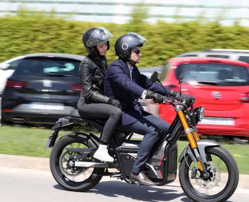 Gen Urban moto eléctrica NUUK Rieju