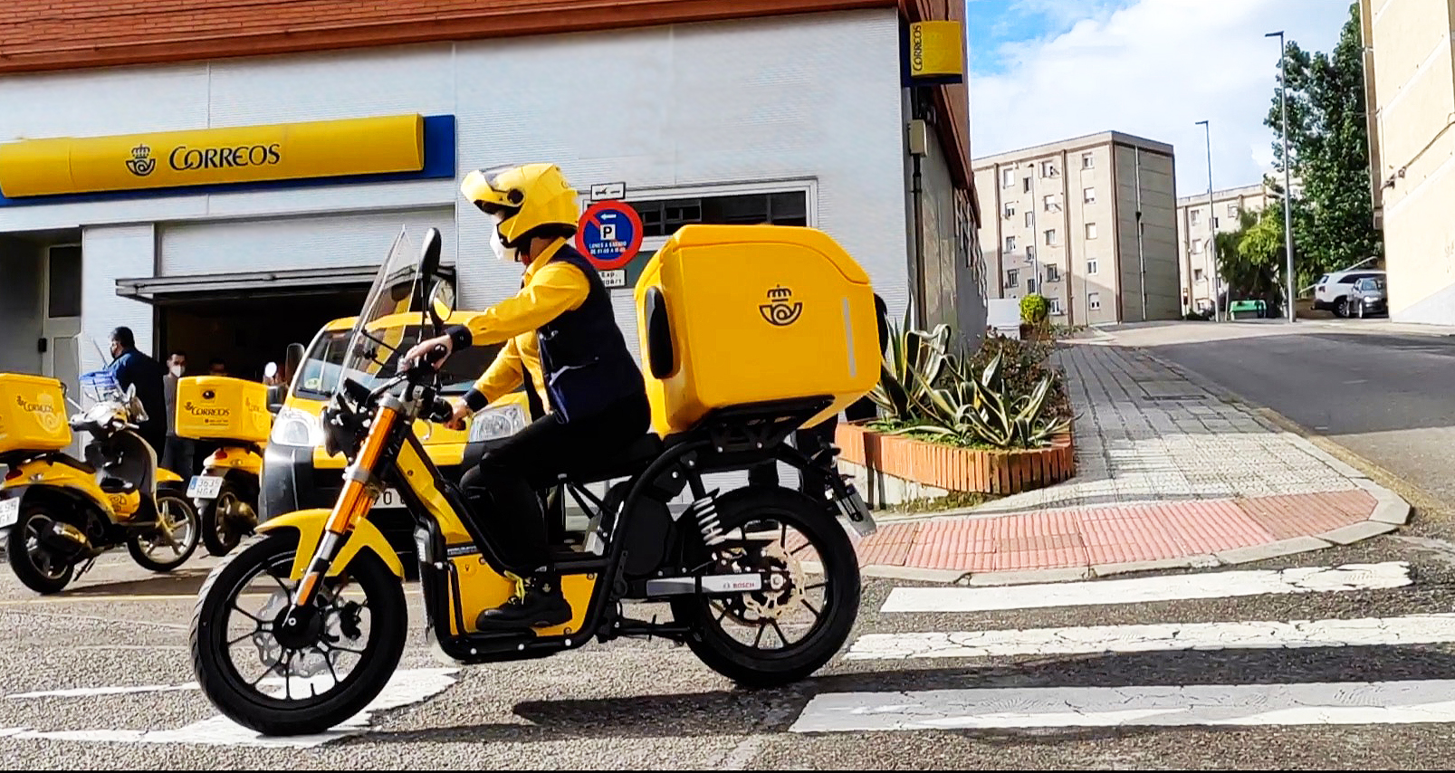 Moto eléctrica NUUK Mobility solutions