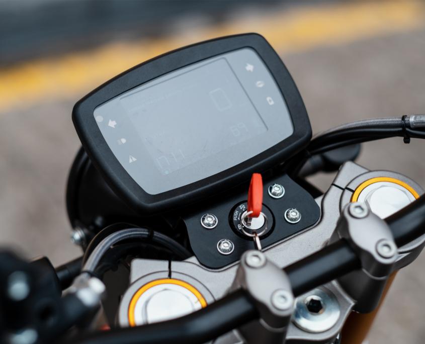 Display RIEJU NUUK Gen moto eléctrica