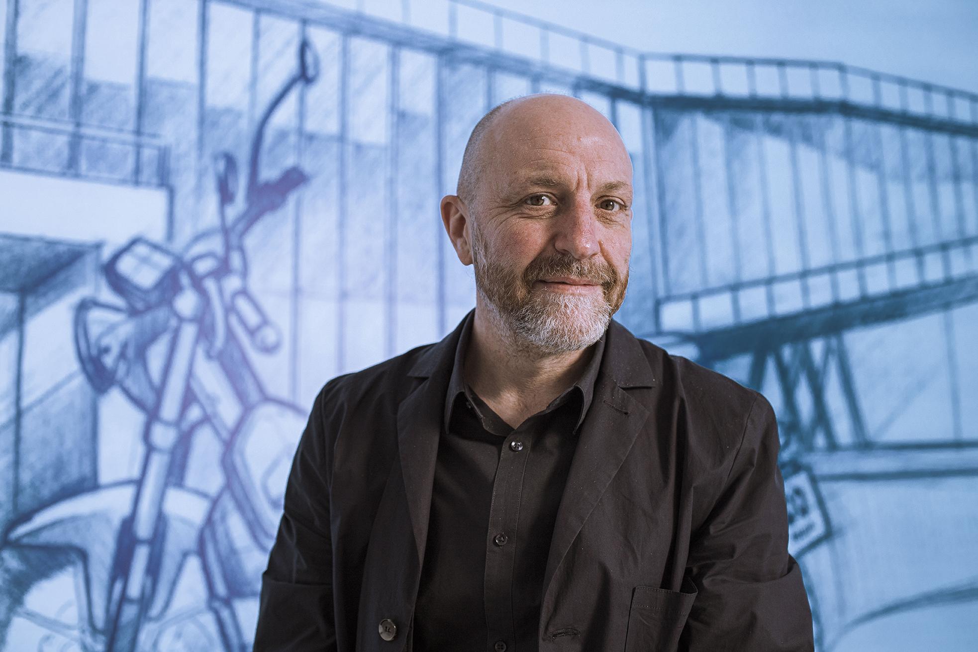 José Ignacio Aguirre Nuuk Mobility
