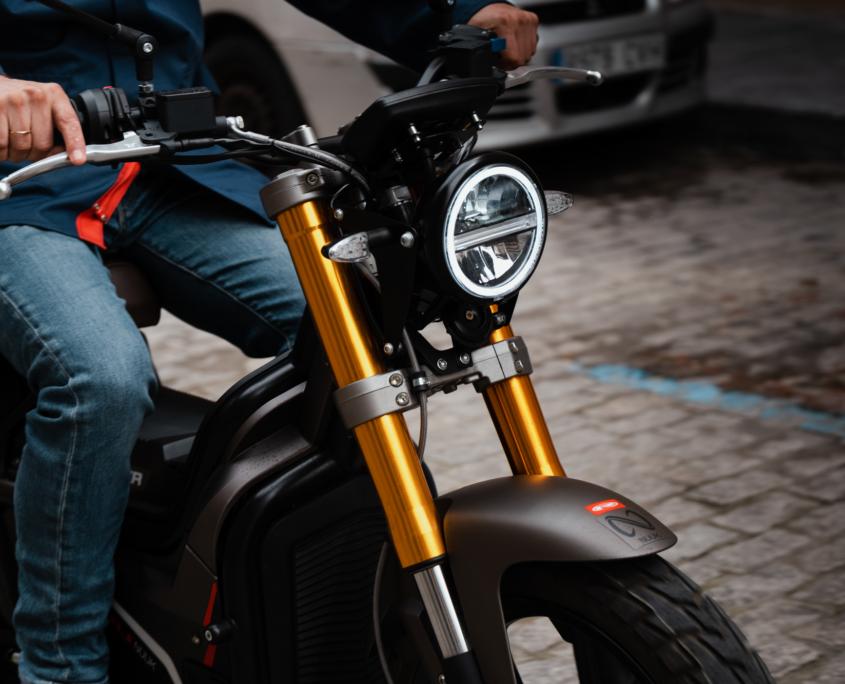RIEJU NUUK Gen Tracker moto eléctrica