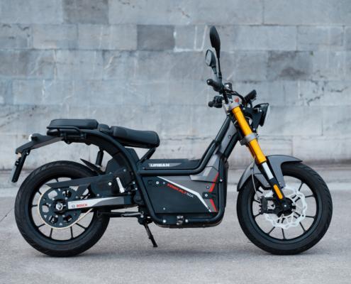 Gen Urban Rieju Nuuk Mobility moto eléctrica