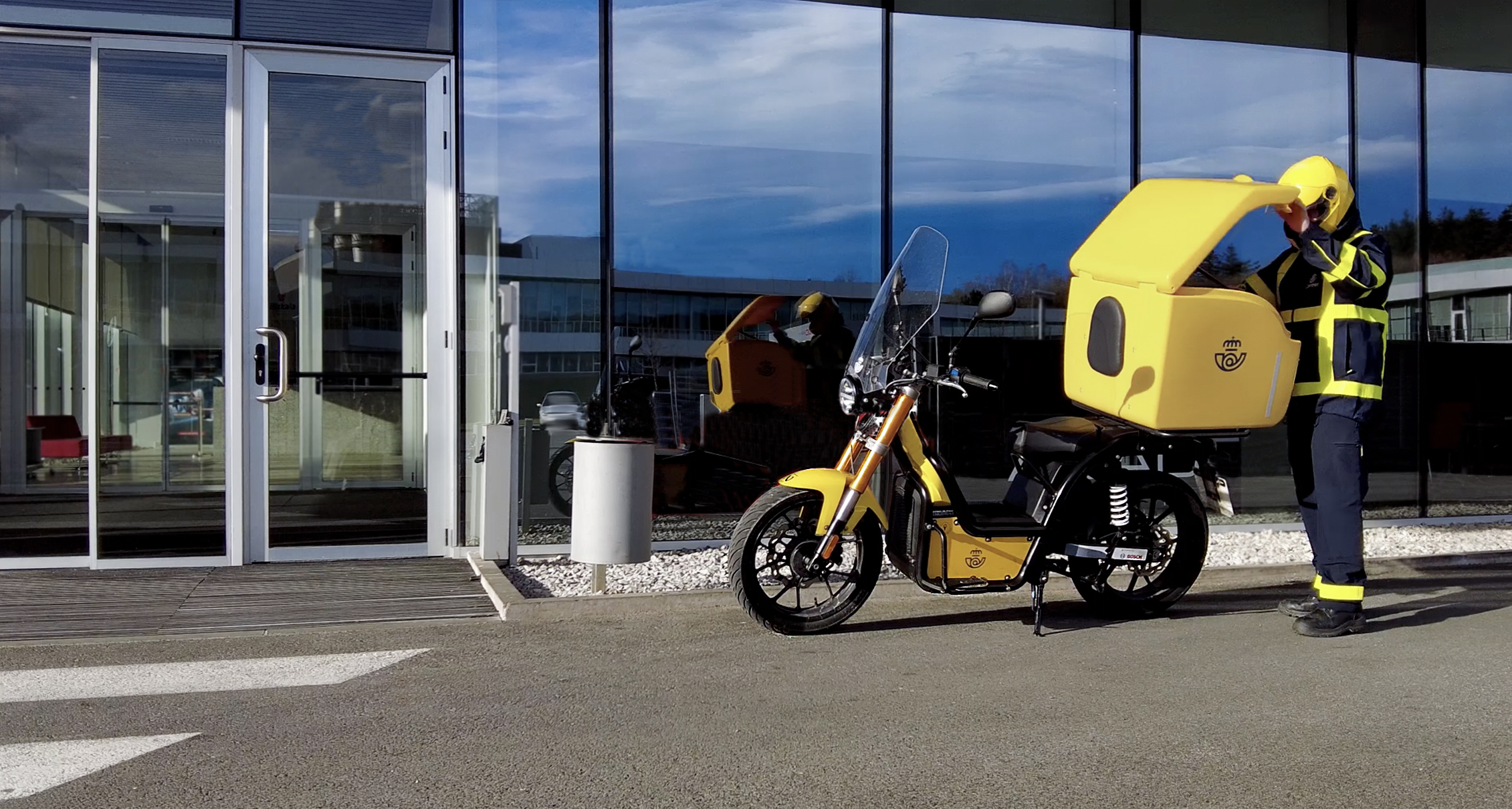 reparto NUUK Mobility solutions